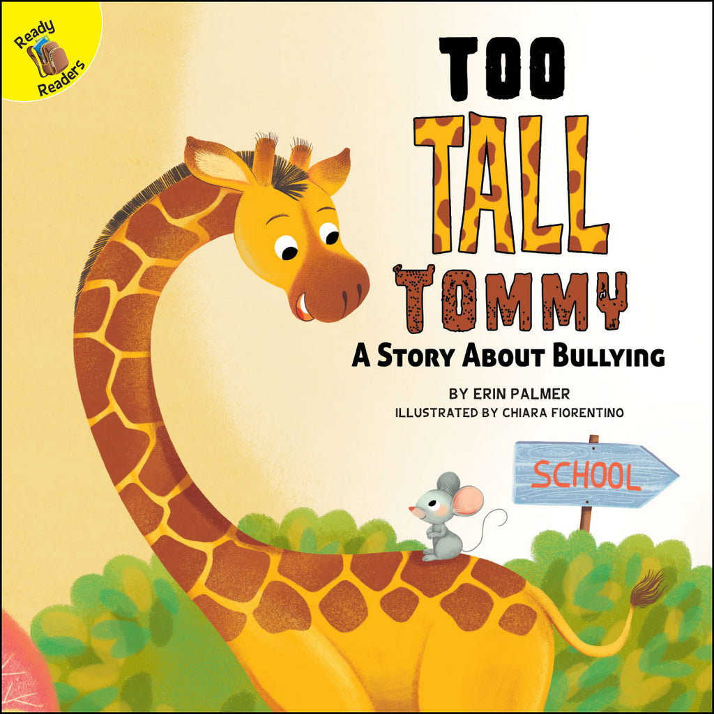 2019 - Too Tall Tommy (eBook)