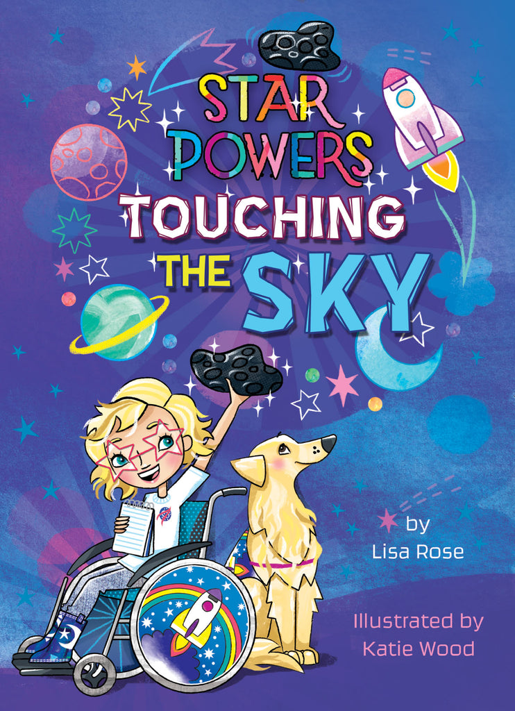 2019 - Touching the Sky (Paperback)