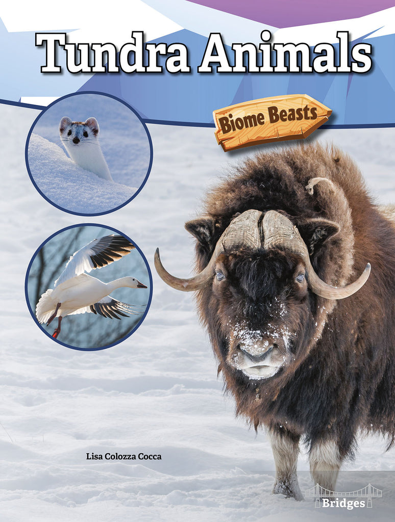 2020 - Tundra Animals (Paperback)