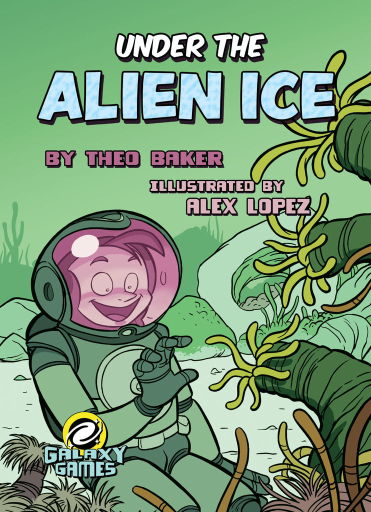 2019 - Under the Alien Ice (Hardback)