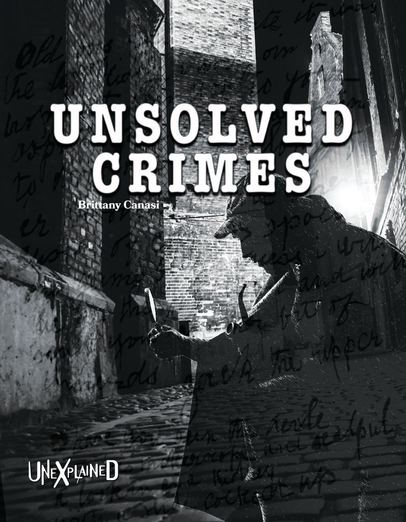 2019 - Unsolved Crimes (Paperback)