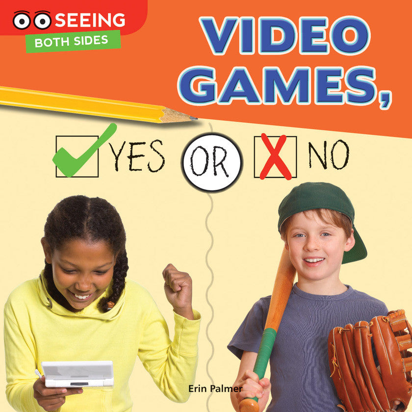 2016 - Video Games, Yes or No (Paperback)