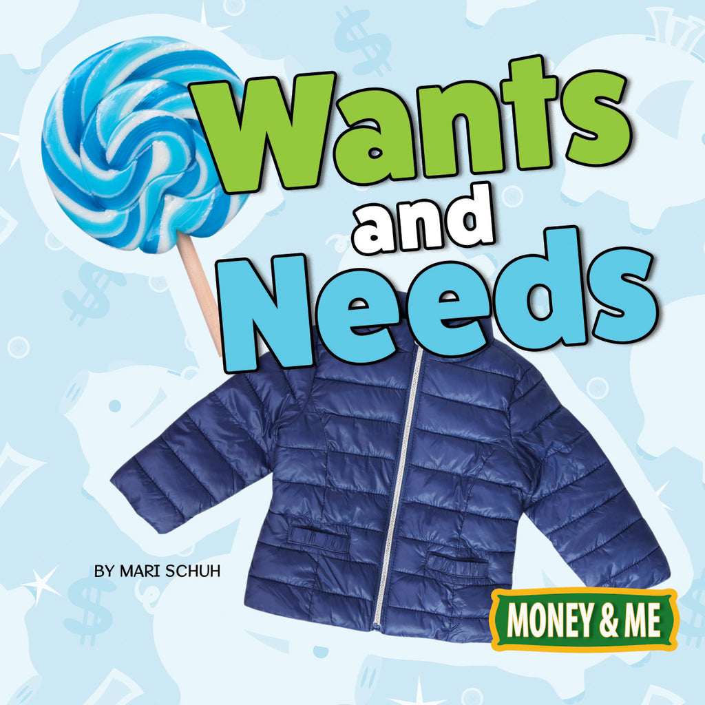 2019 - Wants and Needs (eBook)