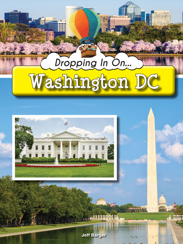 2016 - Dropping In On Washington DC (Hardback)