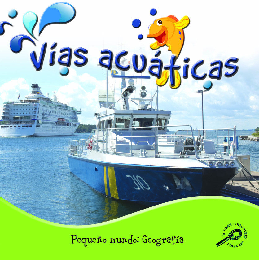 2014 - Vías acuáticas (Waterways)  (Paperback)