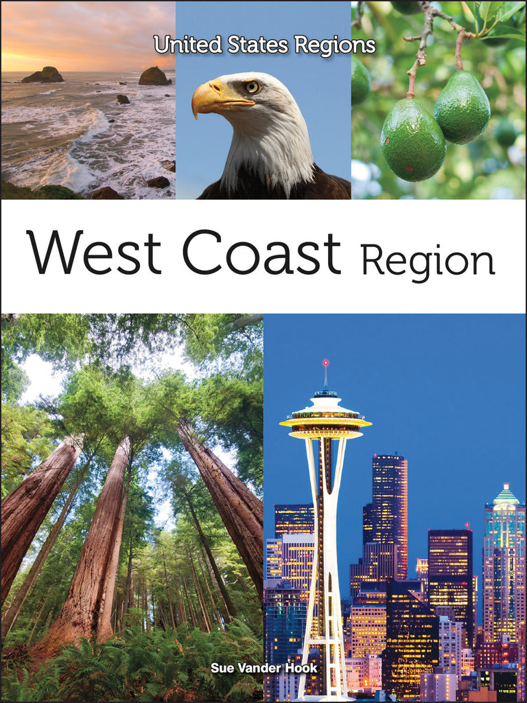 2015 - West Coast Region (Hardback)