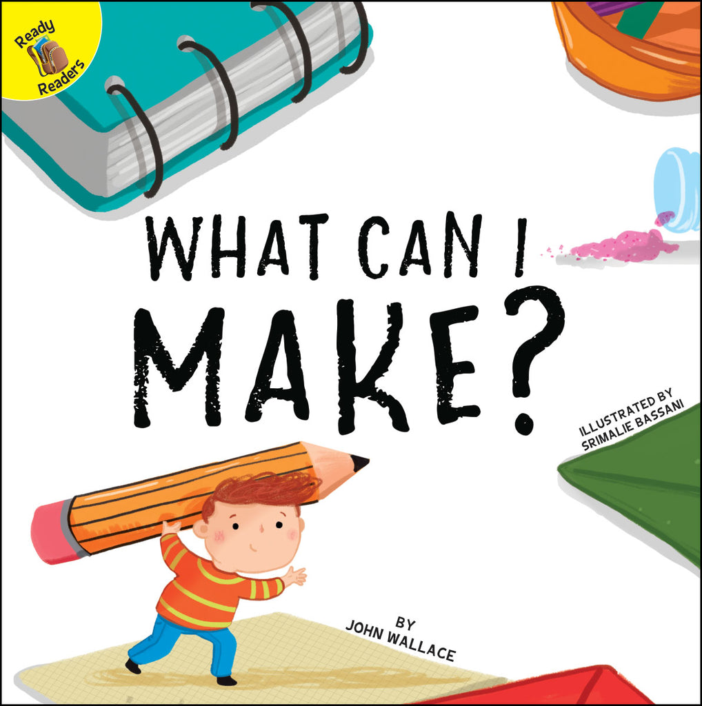 2018 - What Can I Make? (Hardback)