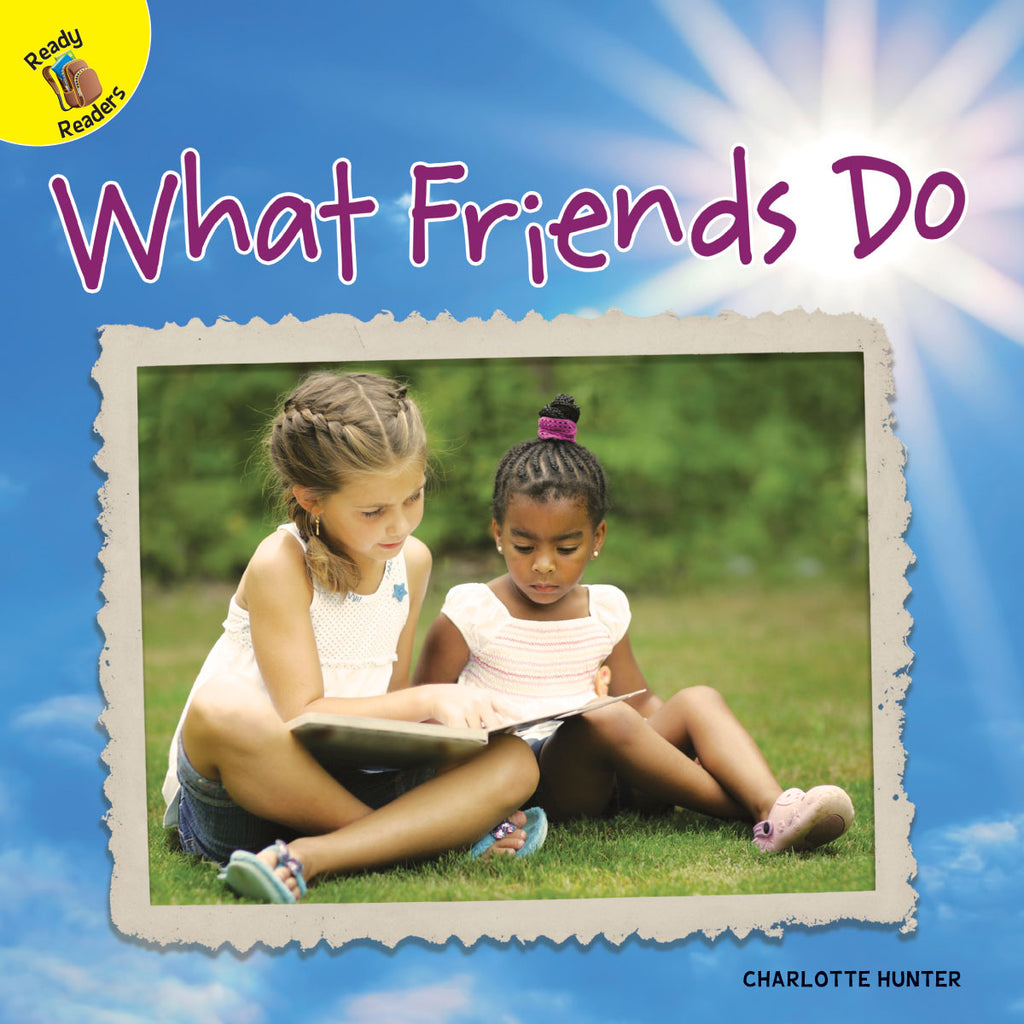 2019 - What Friends Do (Hardback)