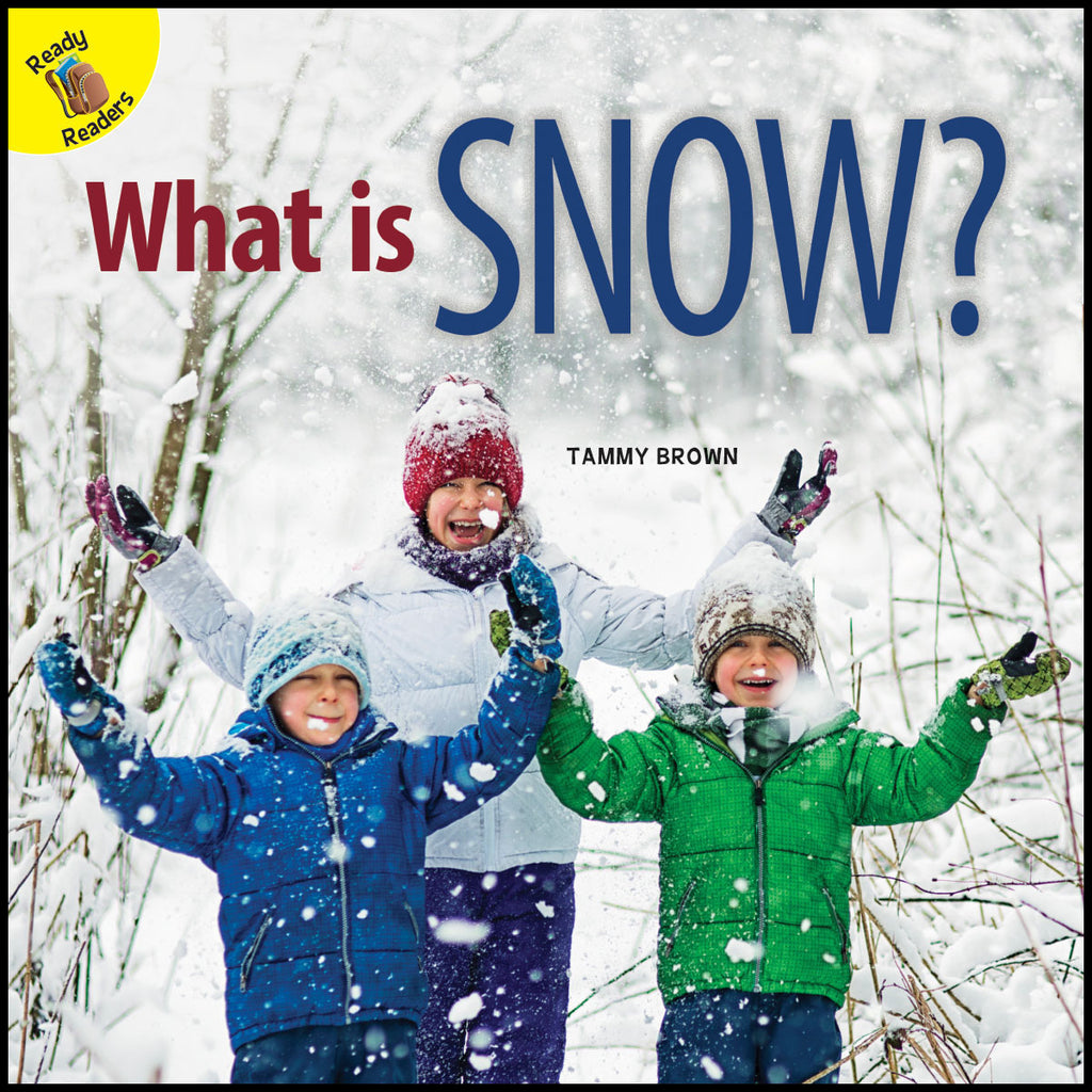 2019 - What is Snow? (Hardback)