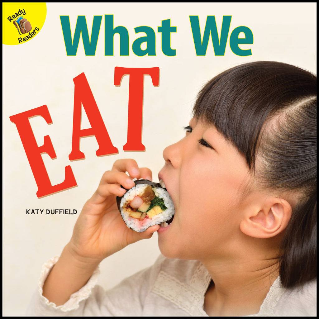 2019 - What We Eat (eBook)