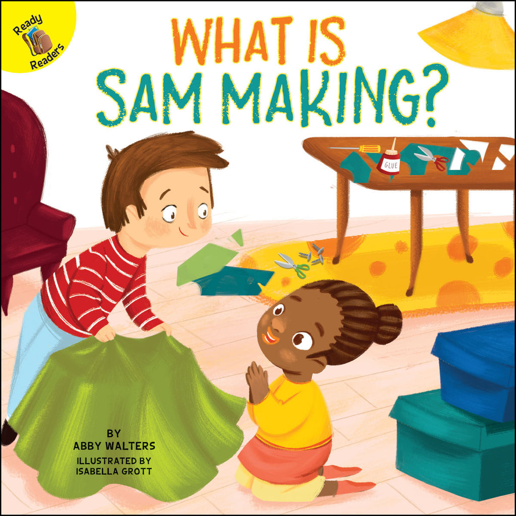 2018 - What is Sam Making? (Hardback)