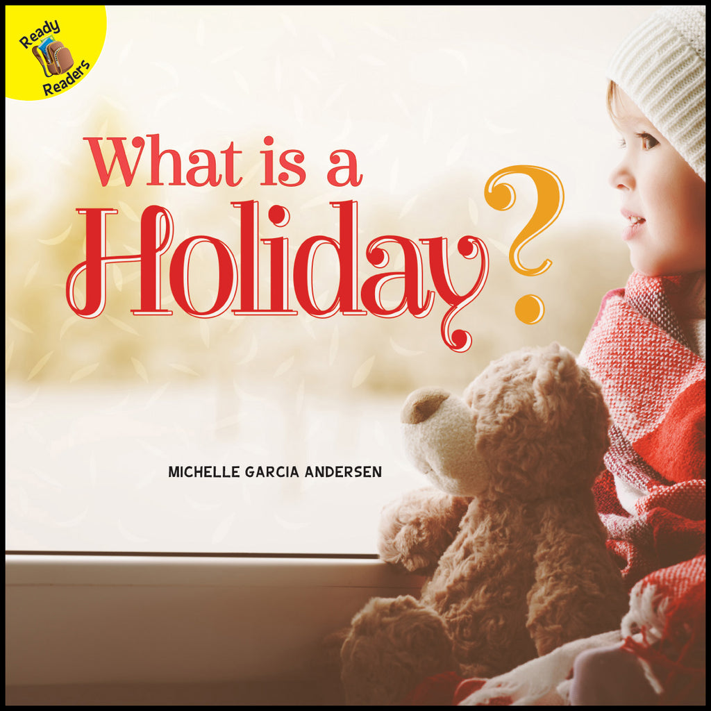 2019 - What is a Holiday? (eBook)