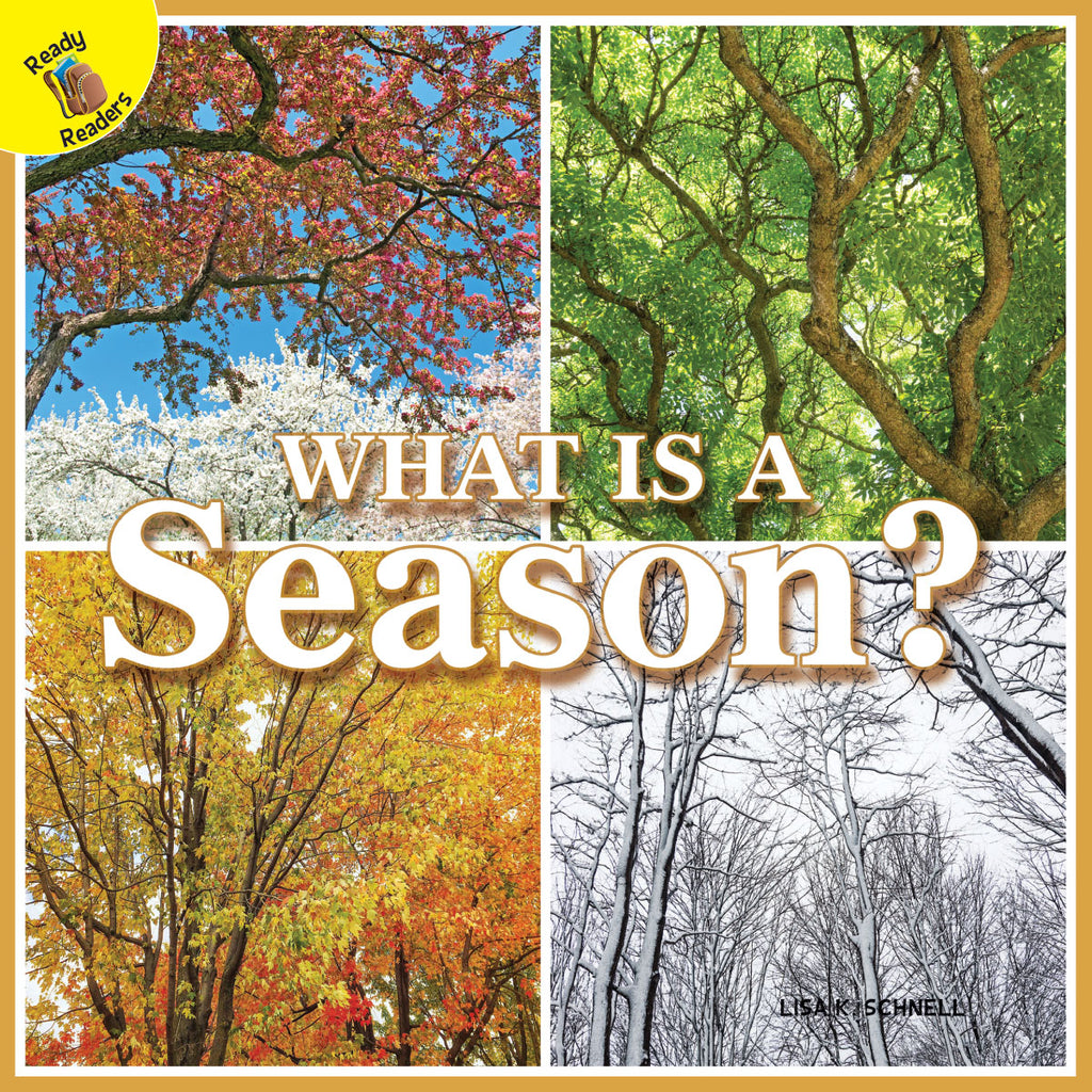 2019 - What is a Season? (Hardback)