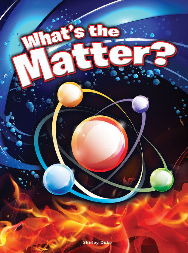 2016 - What's the Matter? (Hardback)