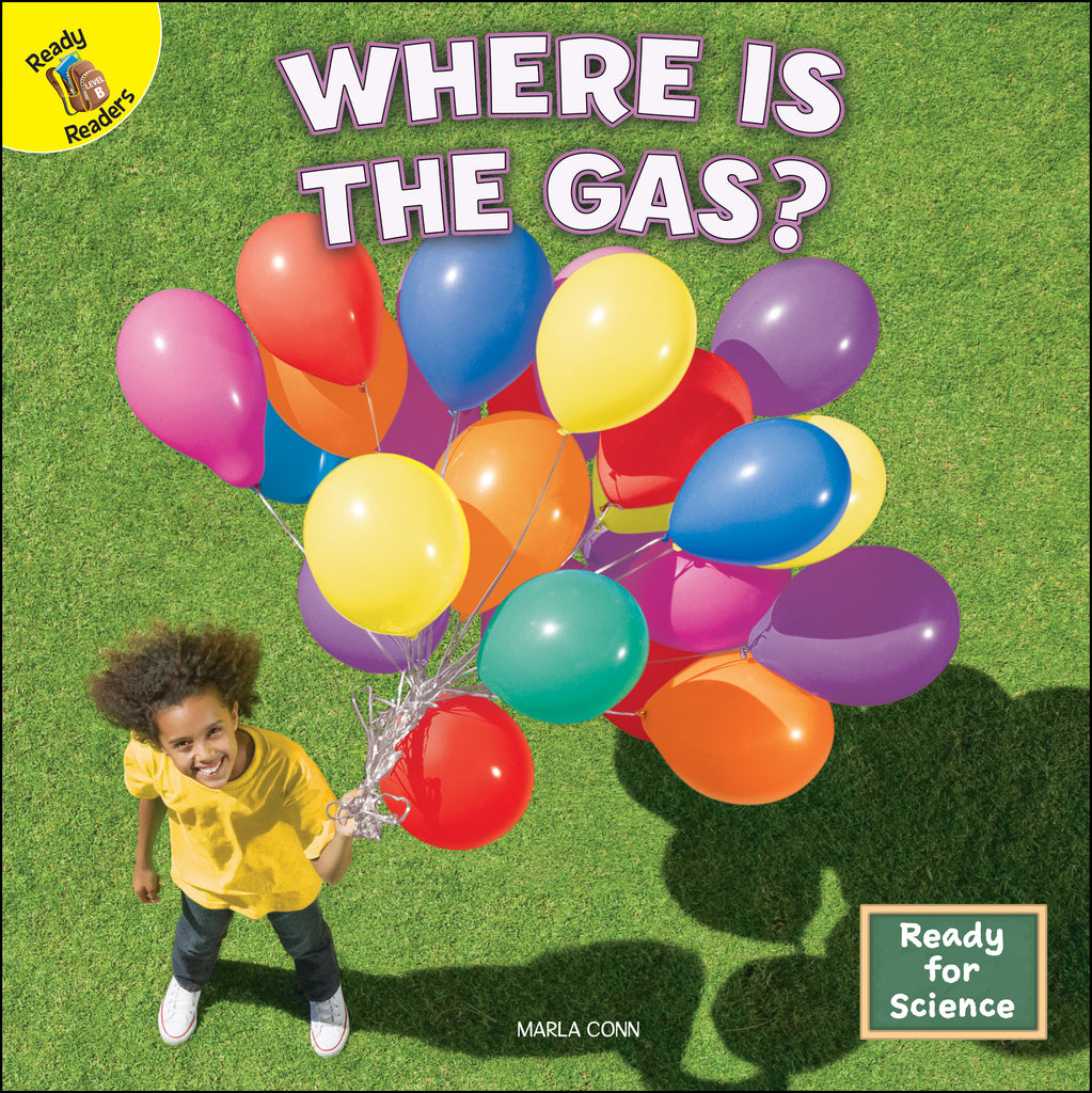 2021 - Where Is the Gas? (Hardback)