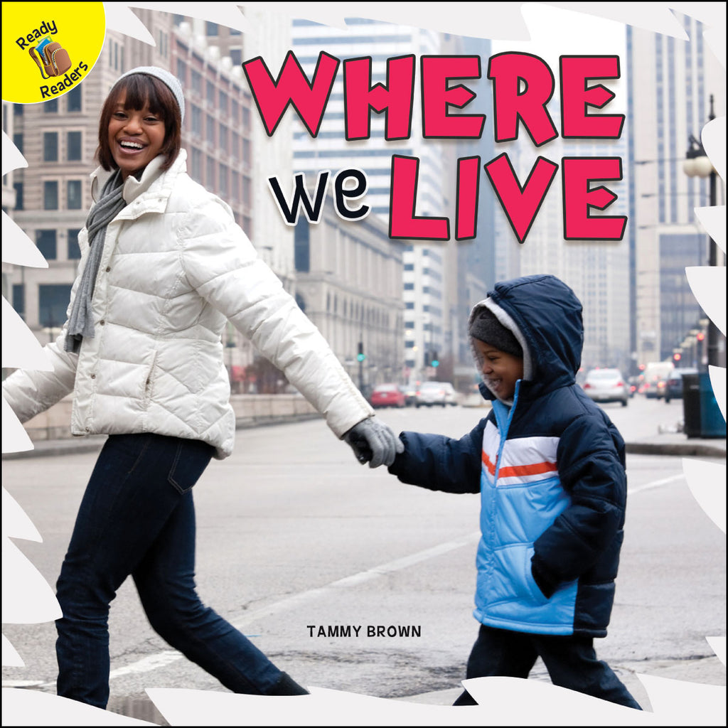 2019 - Where We Live (Paperback)