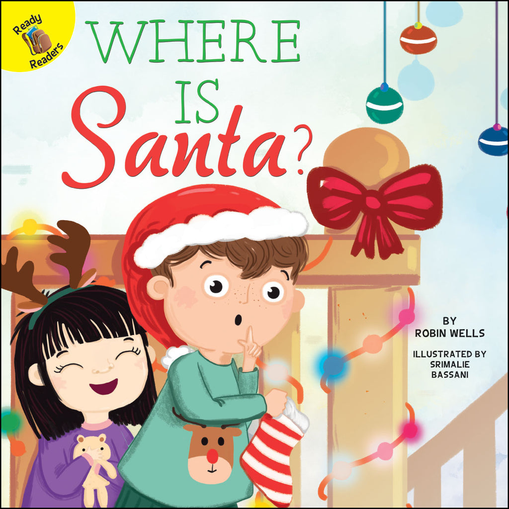 2018 - Where is Santa? (Paperback)