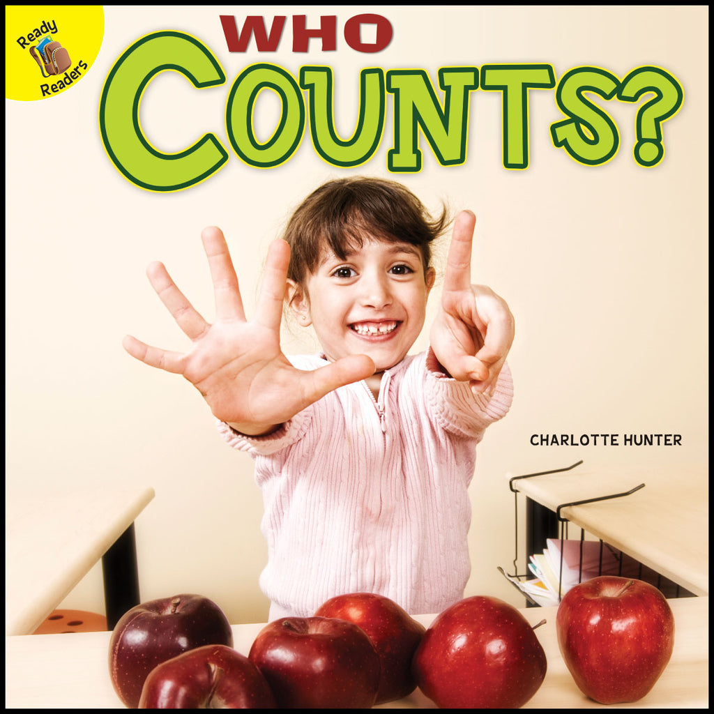 2019 - Who Counts? (Hardback)