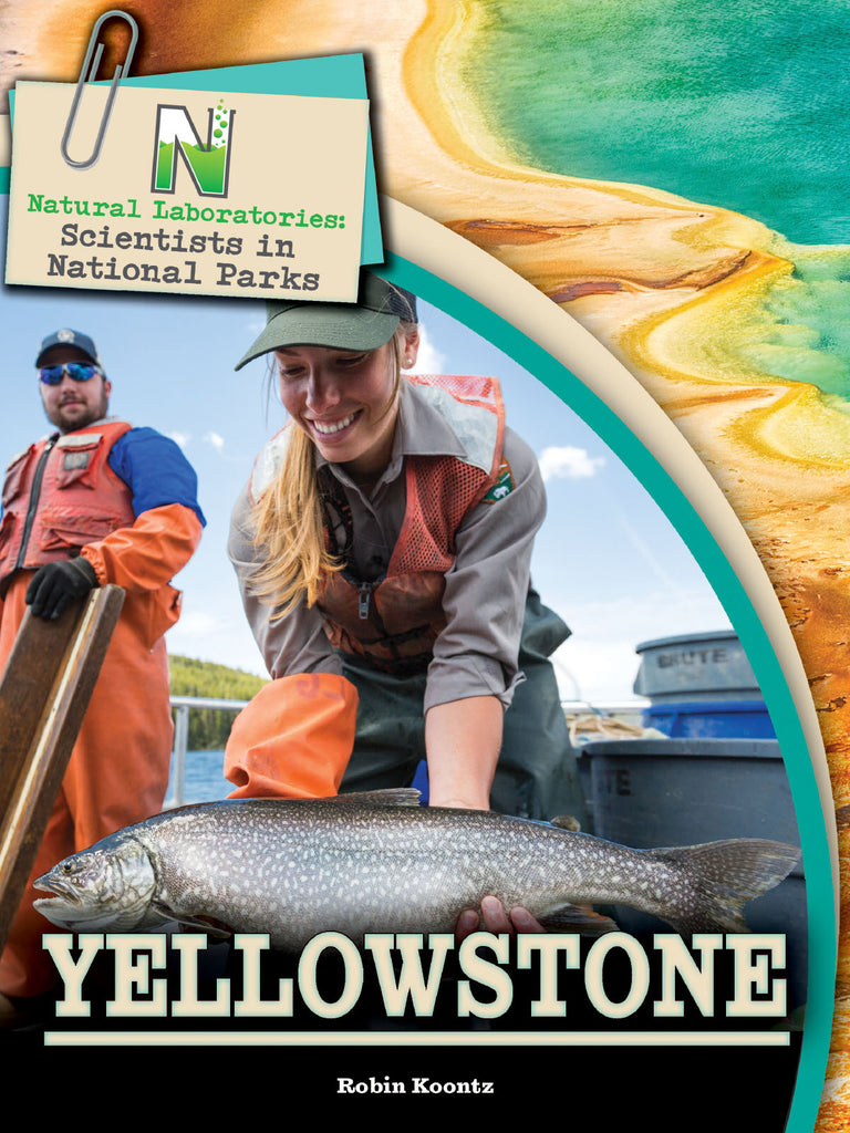 2019 - Yellowstone (eBook)