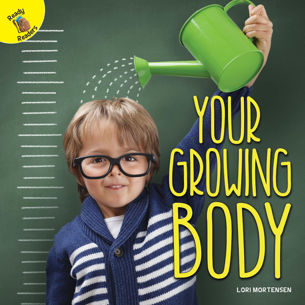 2019 - Your Growing Body (Hardback)