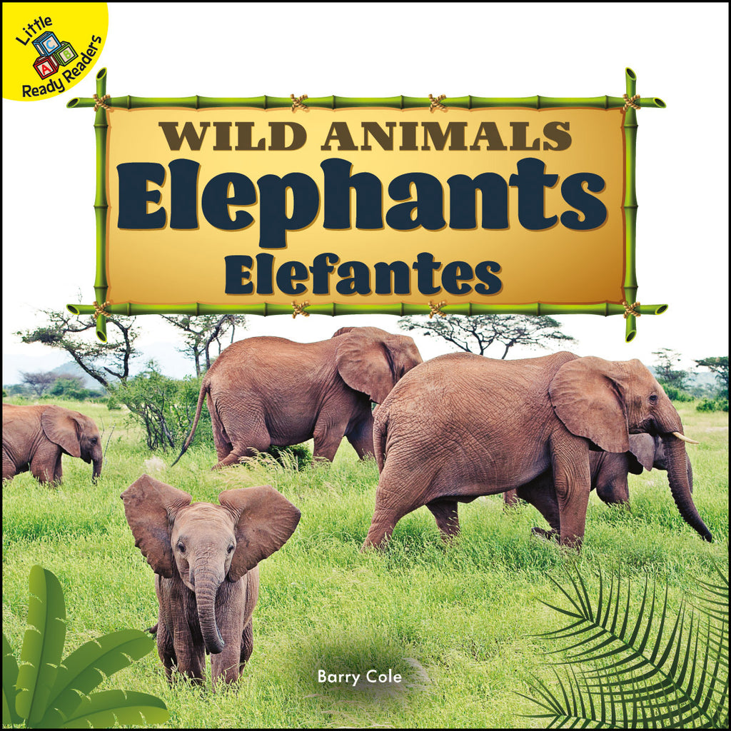2020 - Elephants Elefantes (Board Books)