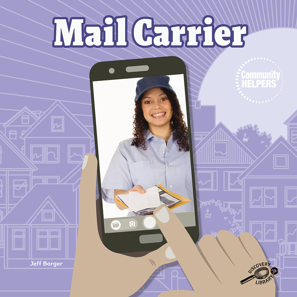 2020 - Mail Carrier (Hardback)