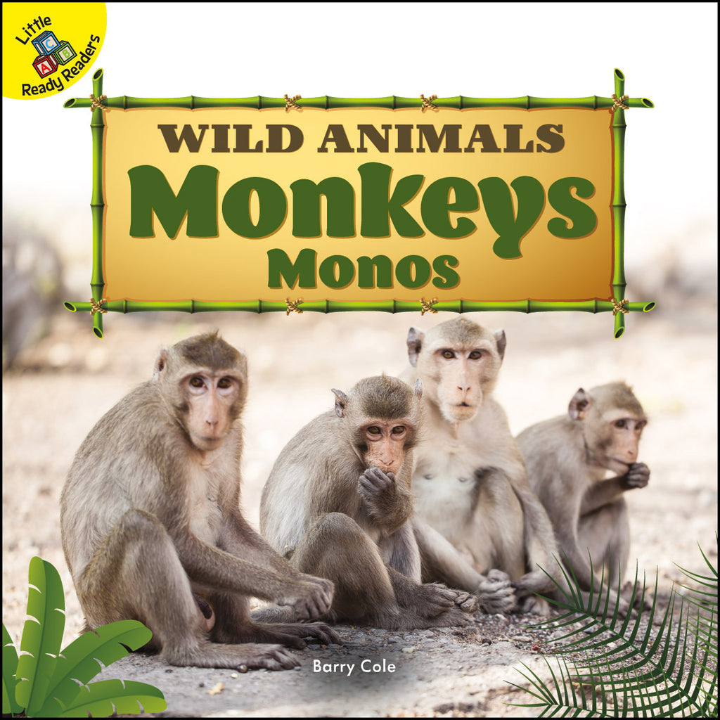 2020 - Monkeys Monos (Board Books)
