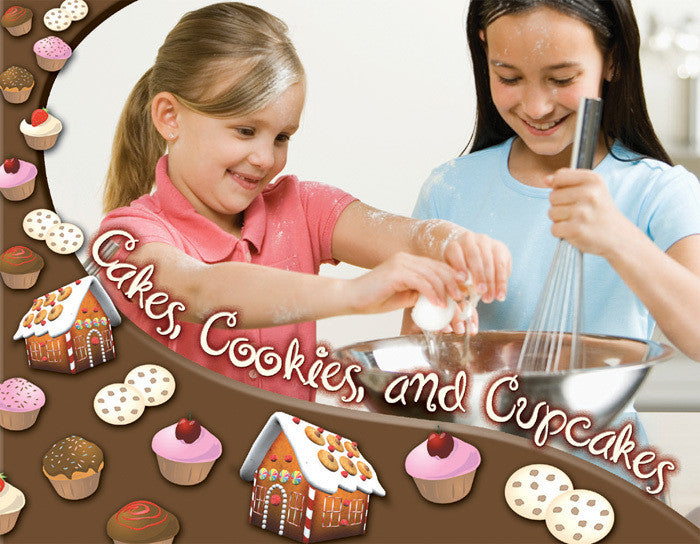 2010 - Cupcakes, Cookies, and Cakes (eBook)