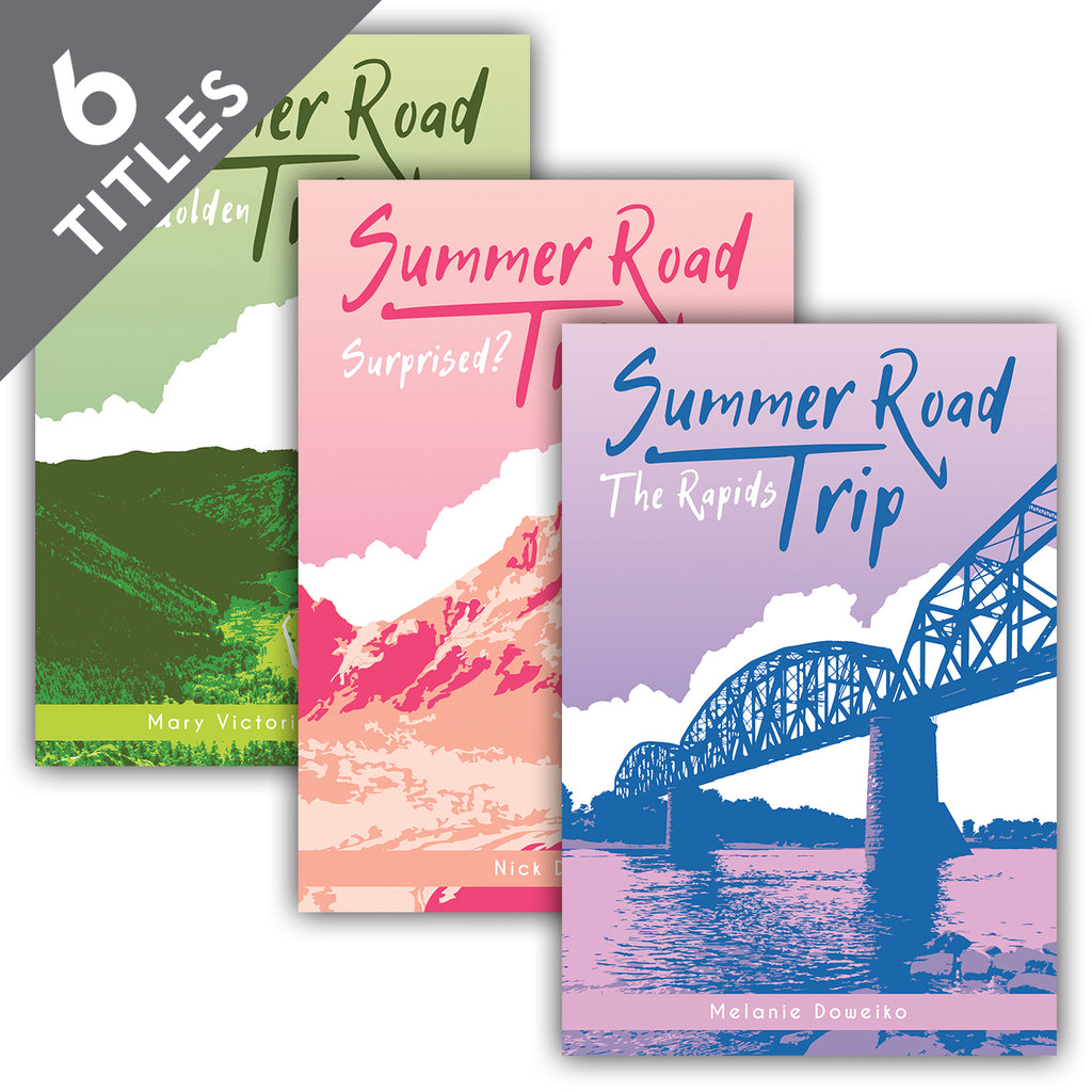2021 - Summer Road Trip (Series)