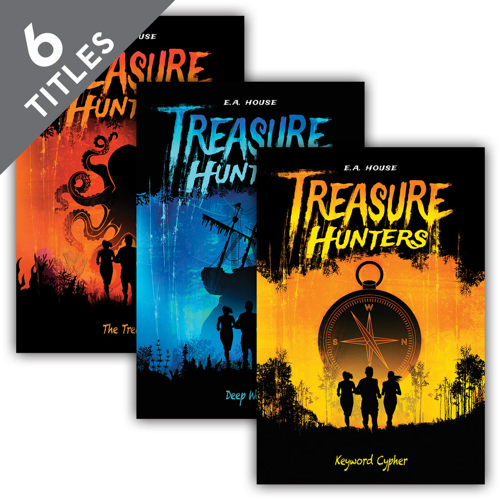 2021 - Treasure Hunters (Series)