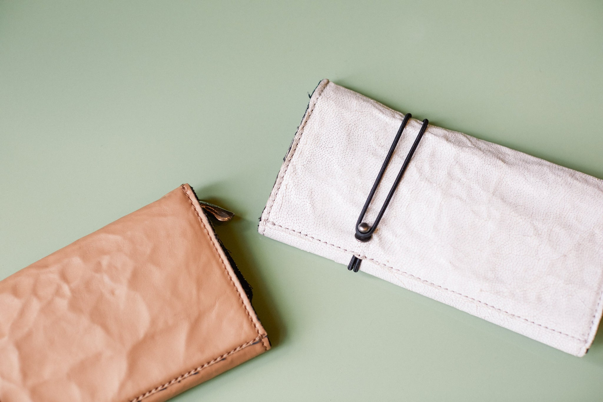 Anima Wallet in Camel - Lesetta
