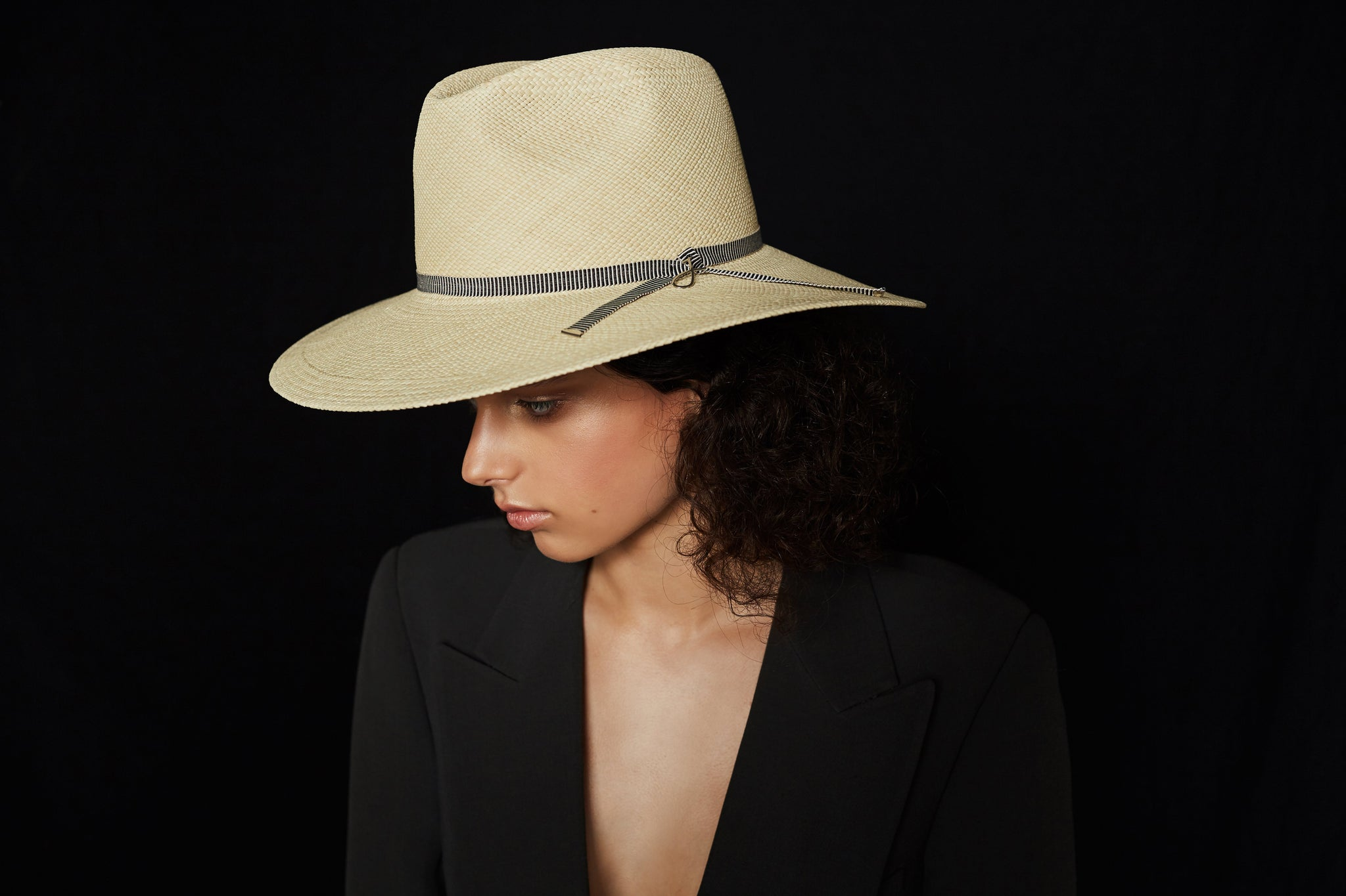 Barbara Straw Hat - Lesetta