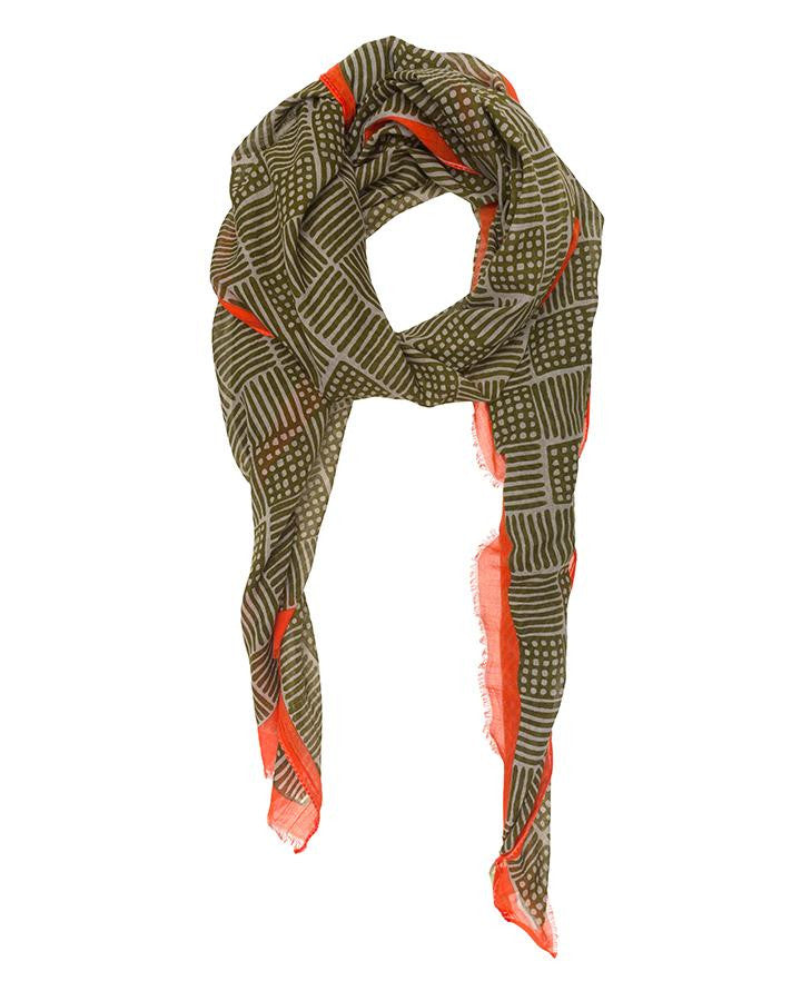 Honey Cotton Scarf - Lesetta
