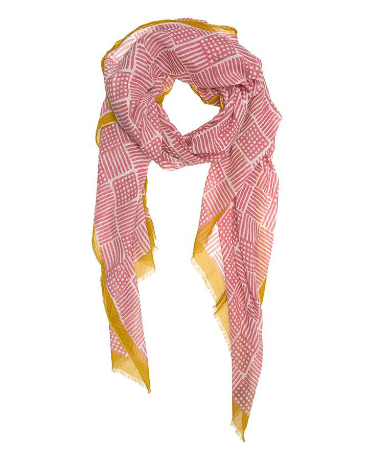 Honey Cotton Scarf