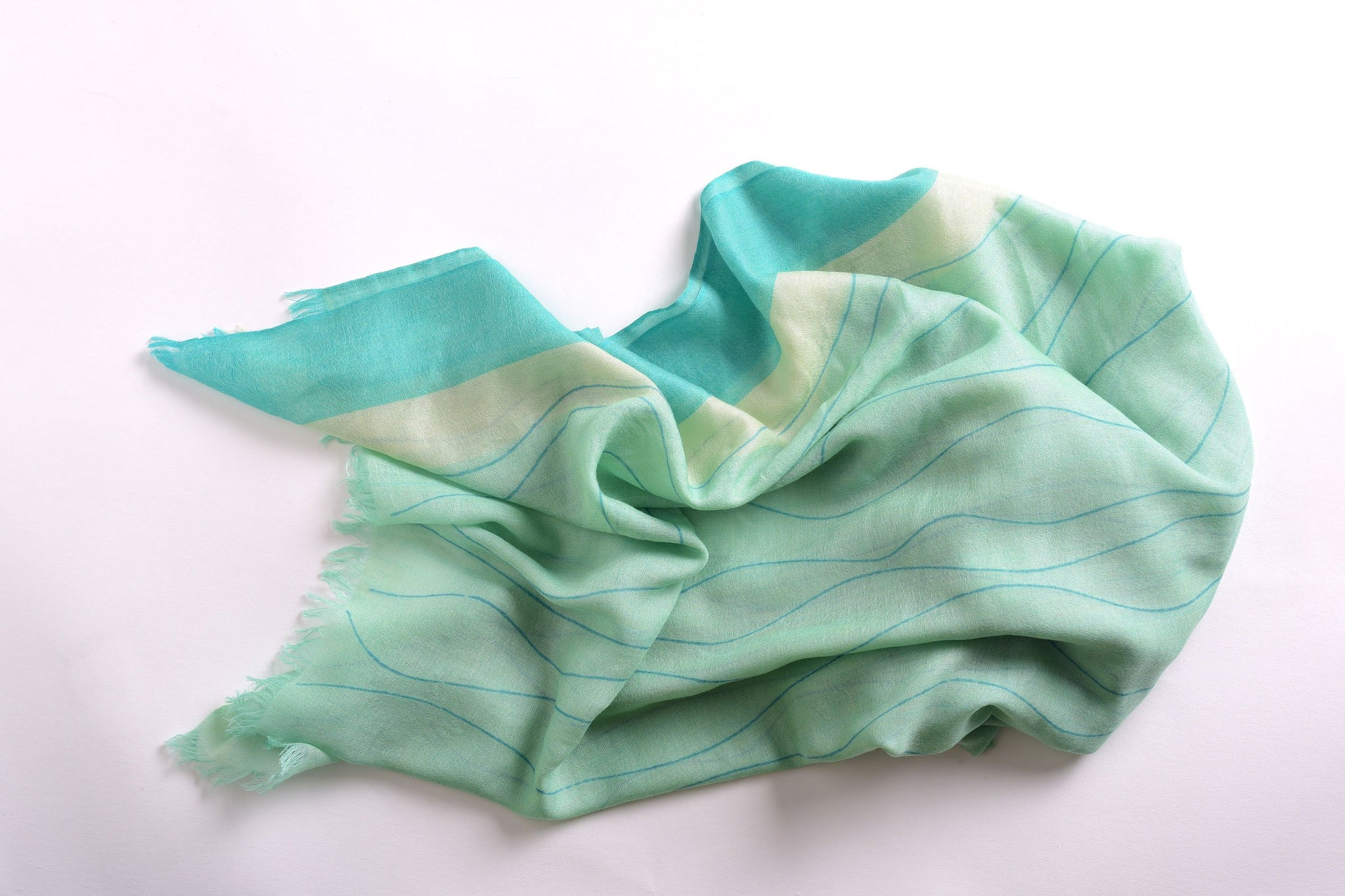 Beaches Scarf - Lesetta