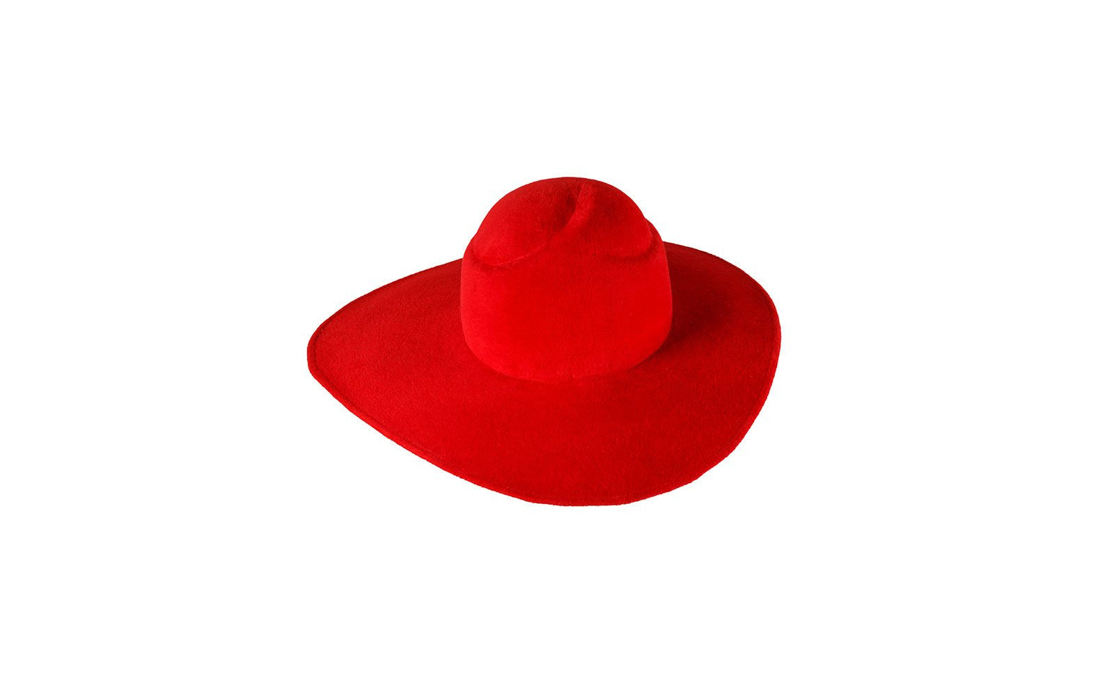 Red Avocado Hat - Lesetta