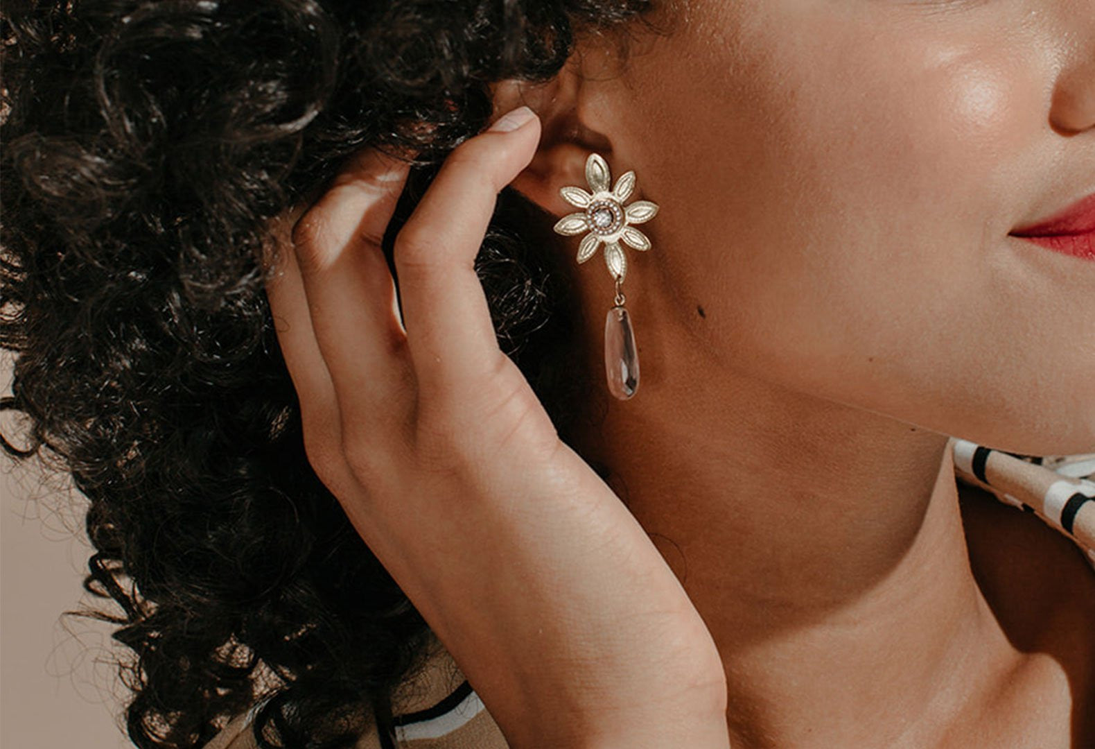 Margarita Mora Drop Earrings