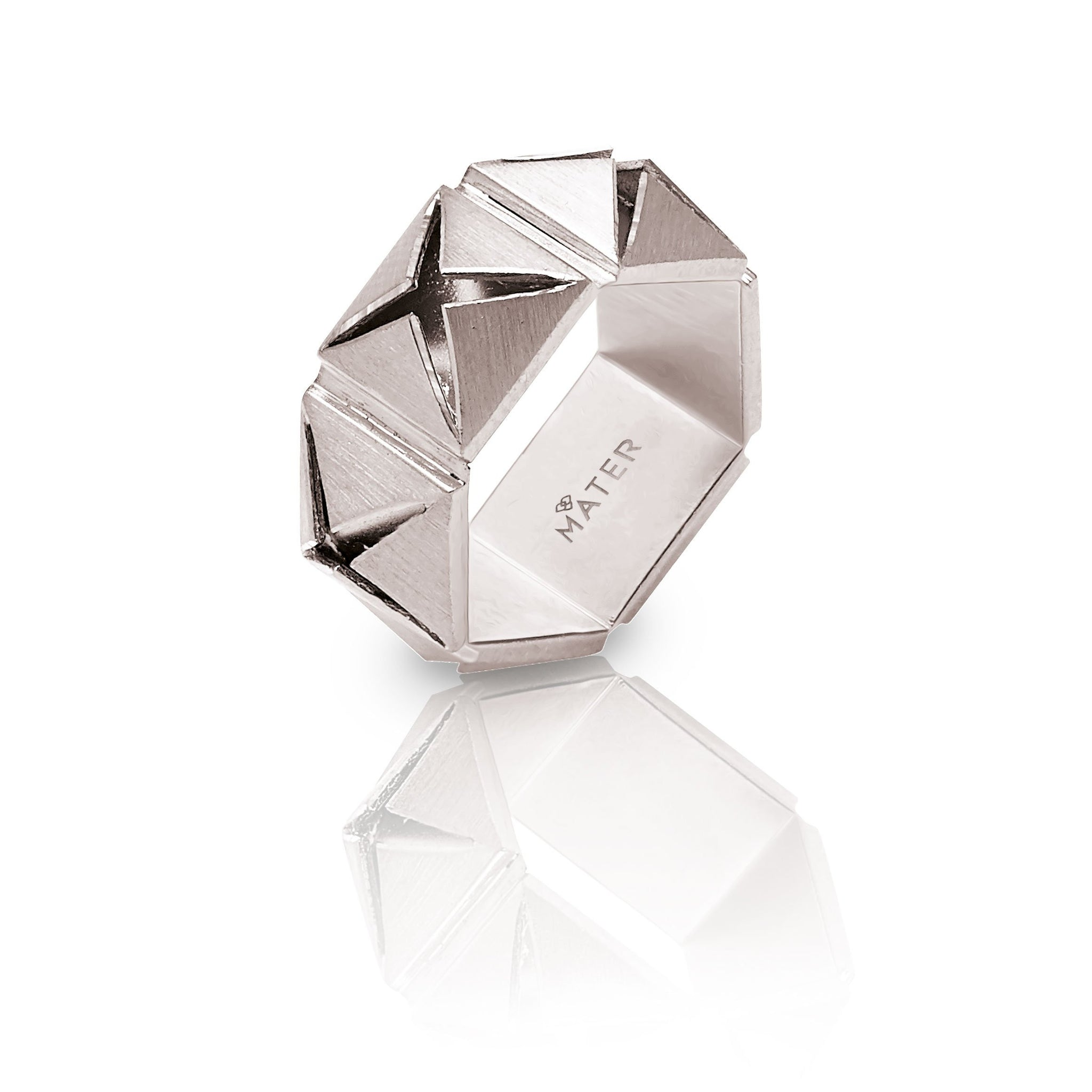 Origami Star Ring