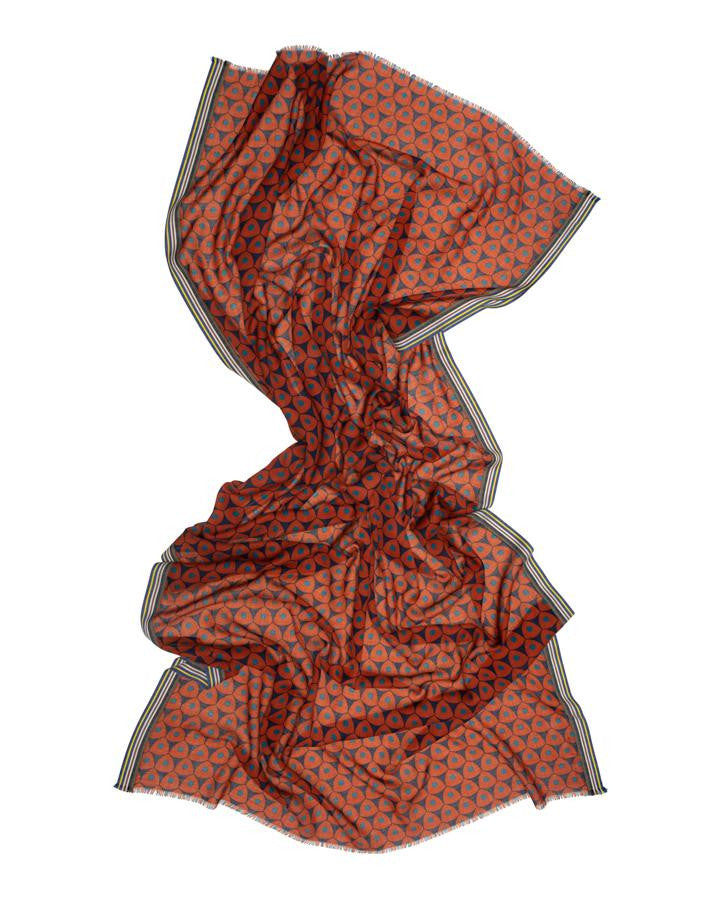 Turkish Wool Scarf - Lesetta