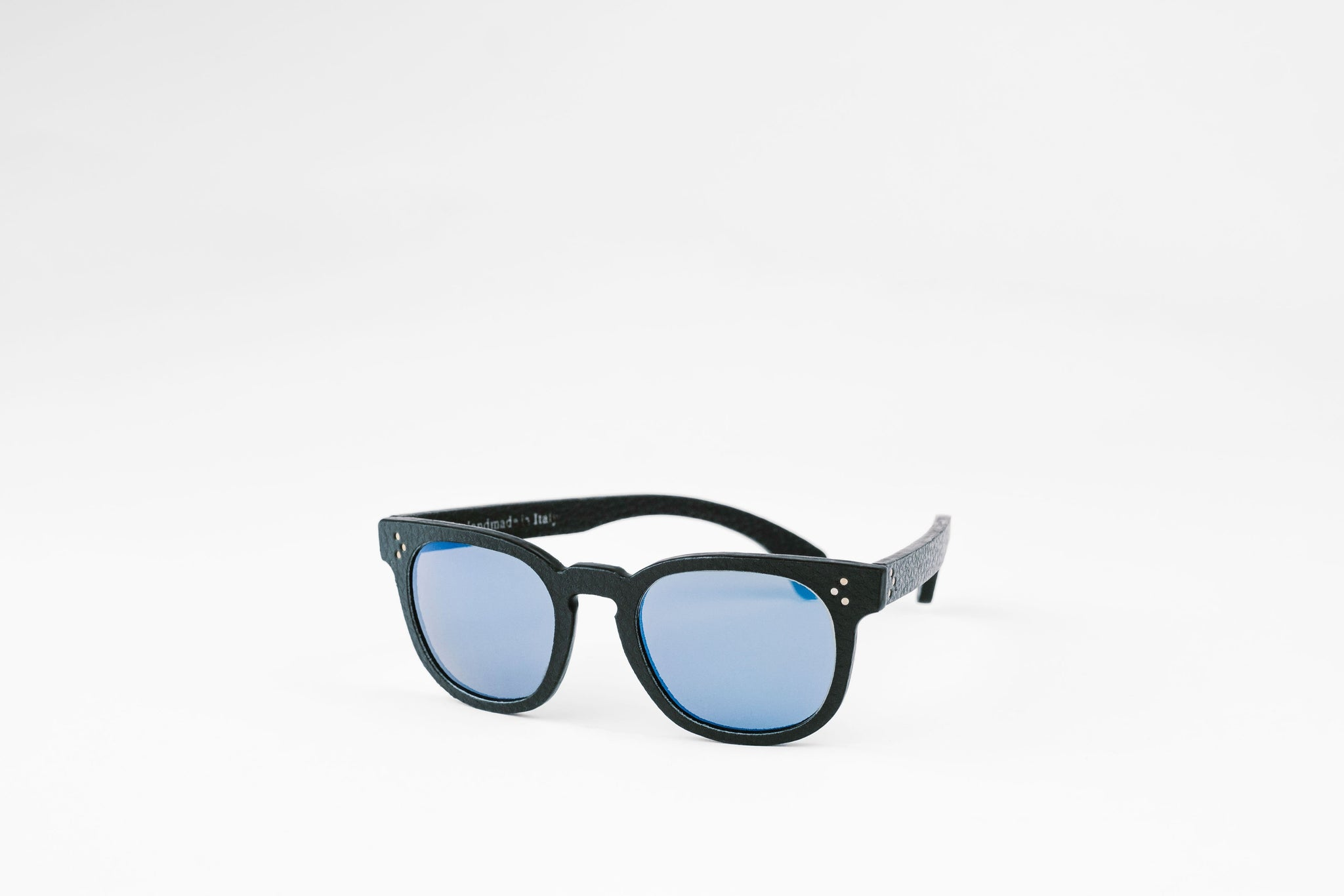 Woody Leather Sunglasses - Lesetta