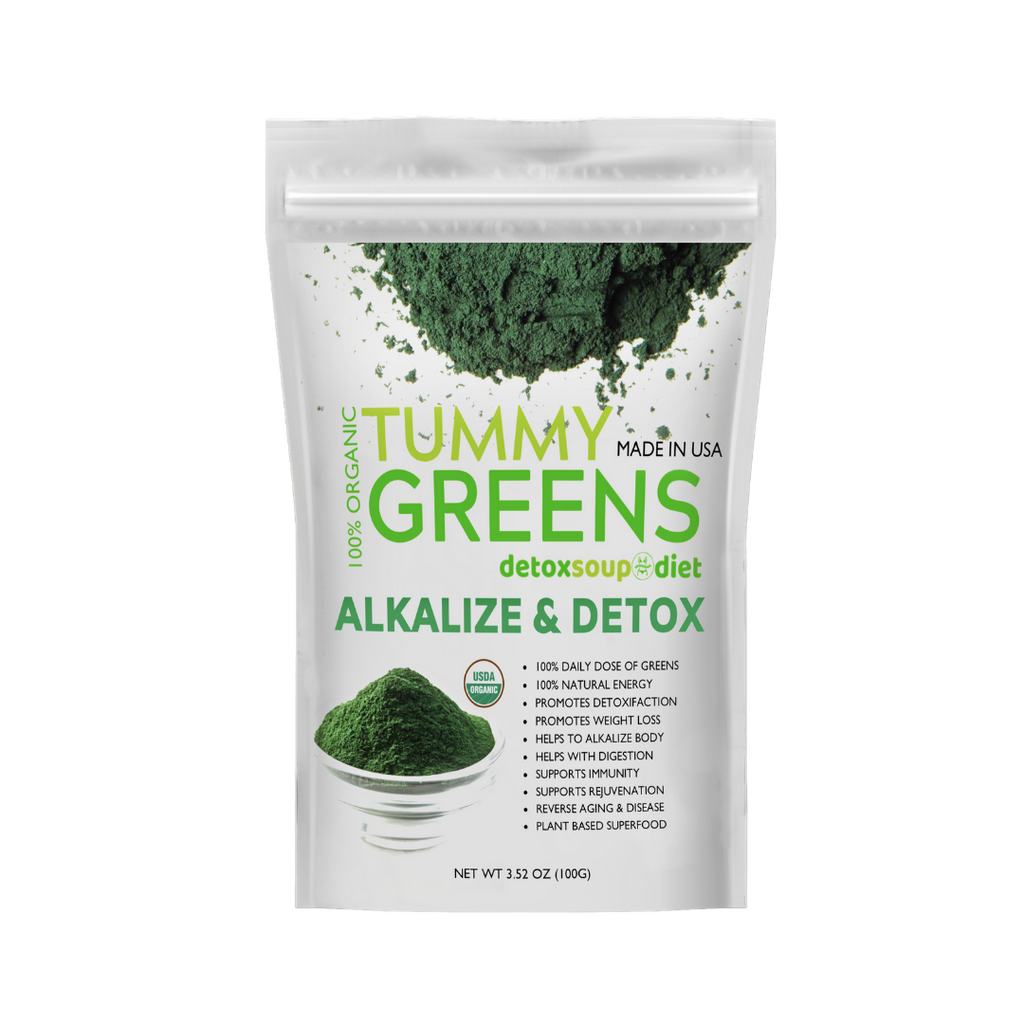 Tummy Greens Superfoods