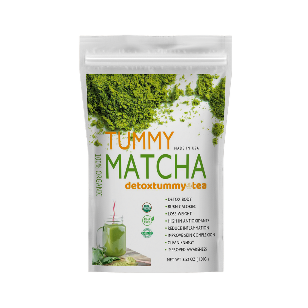 Tummy Matcha Green Tea