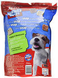 ALPO Variety Snaps Little Bites Dog Treats with Beef, Chicken, Liver & Lamb Flavors 60 oz. Pouch