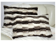 LUCY'S Faux Fur Plush Pillow Cases, APC-606