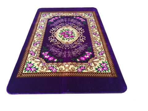 OSAKA acrylic carpet with cutting, CP-22 PURPLE