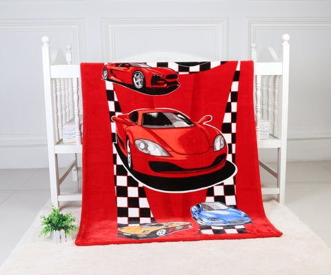 OSAKA super soft blanket, TSB-09 RED