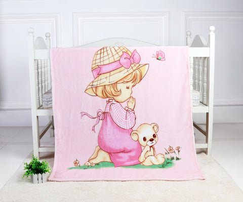 OSAKA super soft blanket, TSB-852 PINK