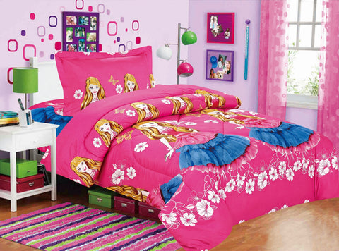 TEEN SERIES  3 piece comforter set, CELINA