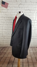 Jos A. Bank Men's Gray Plaid WOOL Blazer Sport Coat Suit Jacket 42L $695 - SUIT CHARITY OUTLET