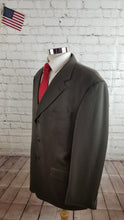 Jones New York Men's Brown Suit 44R Waist 35 Inseam 31.5 $395